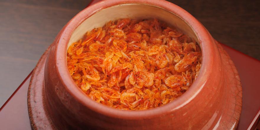 桜えびの土鍋ごはん